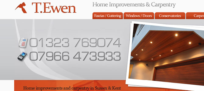 home improvements website