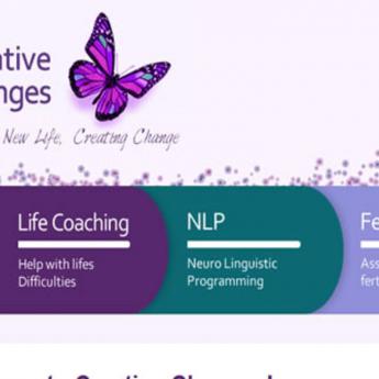 Creative Changes Website