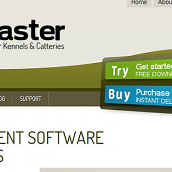 Kennelmaster software website