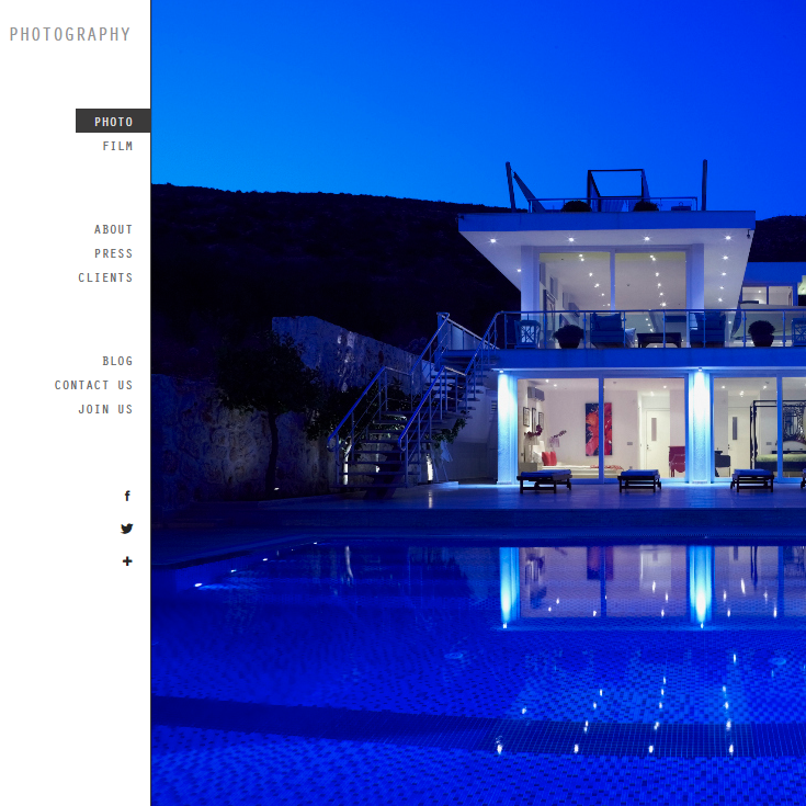 Logan Photography Wordpress website