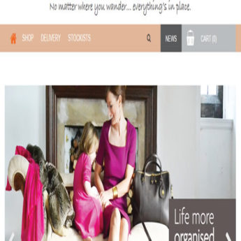 Magento web site