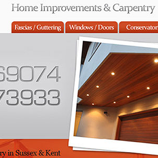 T-Ewen : Home Improvements Website