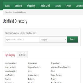uckfield web design