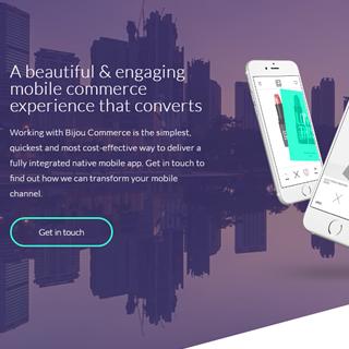 Bijou Commerce : WordPress Development