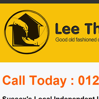 Lee The Locksmith – WordPress services website